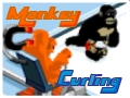 Jeu Monkey Curling